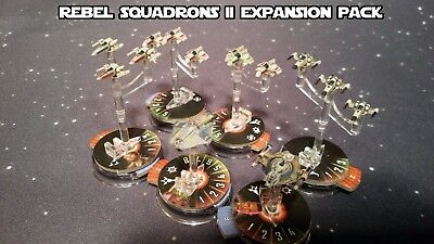 Star Wars Armada Decals for REBEL SQUADRONS II Expansion Pack