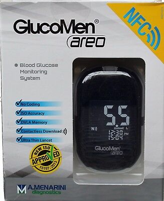 Glucomen Areo Blood Glucose Monitoring System - Direct from Manufacturer