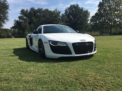 2012 Audi R8  RARE EXCLUSIVE SELECTION (30 made) -  Extended Warranty V10