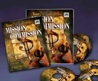 Bob Proctor - Your Mission In Commission (8 CDS) SELL YOUR WAY 2 MILLIONS - $195