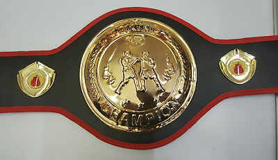 Boxing Champion Belt