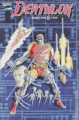 Deathlok (1990 Mini-Series) #4 VF