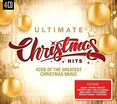 Various Artists - Ultimate Christmas Hits / Various [New CD] UK - Import
