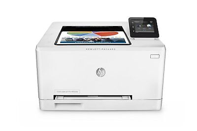 HP Colour LaserJet Pro M252dw Wi-Fi Printer.+11 Month Warranty,