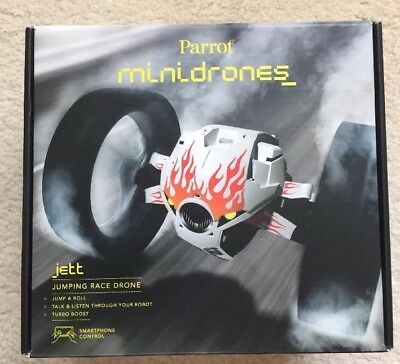 Parrot Minidrone Jett Jumping Race Drone