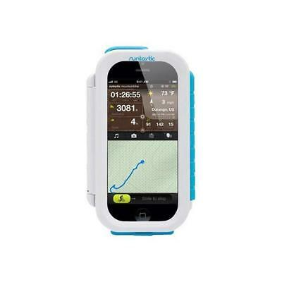 RUNTASTIC Support  vélo Iphone 4/4S/5/5C/5S Blanc