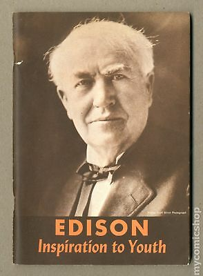 Edison Inspiration to Youth (1939) #1962 FN 6.0