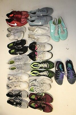 NIKE Lot Wholesale Collection Used Shoes Rehab Resale aWm
