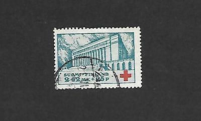 Finland Stamp #b11 (Used) From 19