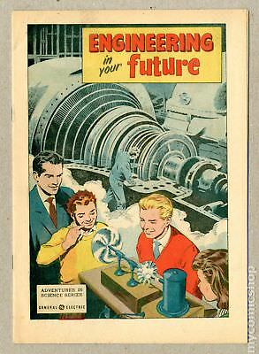 Engineering in Your Future (1957) #1 FN+ 6.5