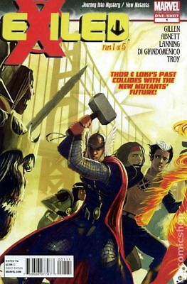 Exiled (2012 Marvel) #1 VF