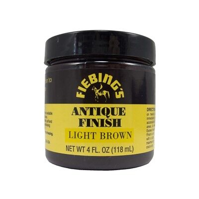 Fiebings Antique Finish 4oz - Tan