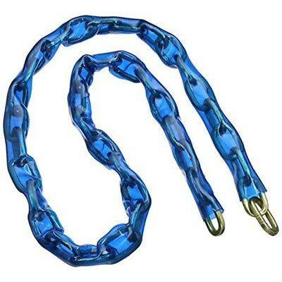 Silverline 633679 Hardened Steel Security Chain With Sleeve - 1500 x 7mm -