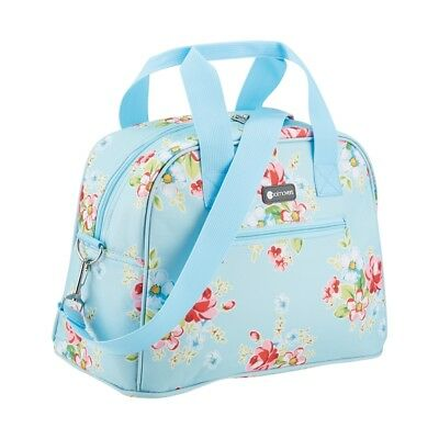 36 x 19 x 25cm 11.5l Floral Chintz Coolmovers Holdall Style Cool Bag - 115