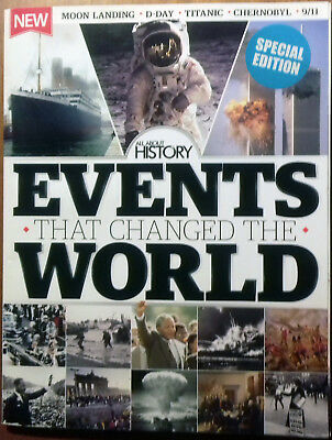All About History: Events That Changed The World Special Edition (Magazine 2015)