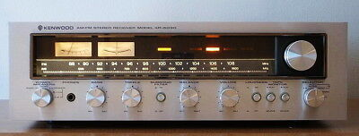 Kenwood Kr-5030 Lovely Vintage Stereo Receiver
