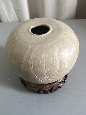 Chinese Shoulder Bowl / Pot In Excellent Condition With Provenance
