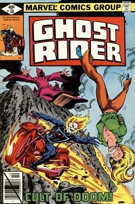 Ghost Rider (1973 1st Series) #38 VF