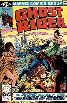 Ghost Rider (1973 1st Series) #52 FN