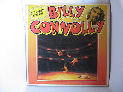 Billy Connolly - Get Right Intae Him, 2383 368 Gatefold Vinyl LP