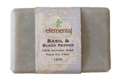Natural Soap - Handcrafted, Palm Oil Free