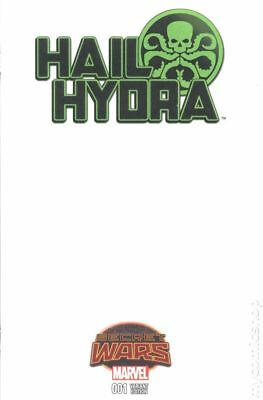 Hail Hydra (2015 Marvel) #1F NM