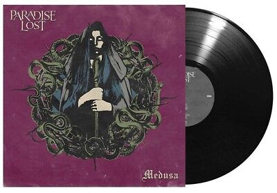 PARADISE LOST Medusa - LP / Black Vinyl - Limited Edition