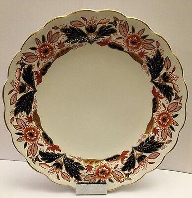 """Booths China """"Dovedale"""" A8044 design Sandwich Plate 10 inches"""