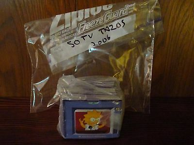 Simpsons Tv Tazos Complete Set Of 50 From 2006