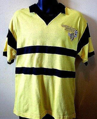 CHICAGO STING MLS Official Retro Toffs Home Shirt (M)