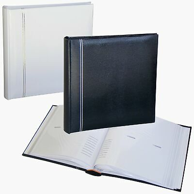 Zanzibar 6x4 slip-in 200 photo album in black or white
