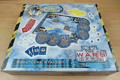 Robot Wars The Game. Let The Wars Begin. 1996 BBC 100% Complete. Board Game.