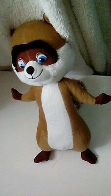 """13"""" RJ Raccoon from Over the Hedge"""