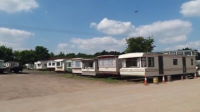 Static Caravan and Mobile Home Sales
