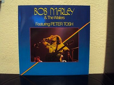 BOB MARLEY & THE WAILERS - feat. Peter Tosh