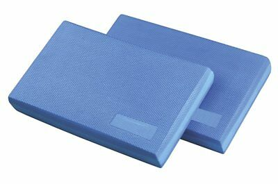 Foam Balance Pad 47cm x 40cm x 6cm from Therapy in Motion in Blue