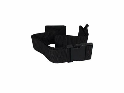 Fixation Belt from Therapy in Motion in Black 3.5m x 50mm