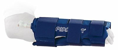 Hand/Wrist Cryo Cuff from Aircast in Blue ONE SIZE