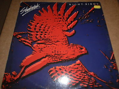 "Shakatak ‎– Night Birds [12""]"