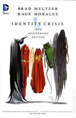 Identity Crisis HC (2014 DC) 10th Anniversary Edition #1-1ST NM