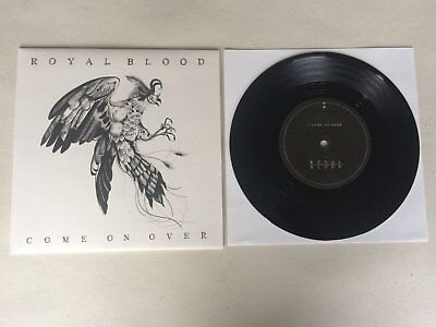 "Royal Blood - Come On Over - 7"" Single - Vinyl Never Played"