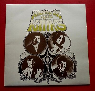 THE KINKS - Something Else By The Kinks (1980 13 trk LP) Ray Davies, Dave Davies