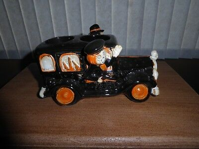 Yankee Boney & Clyde Double  Car Candle Holder New