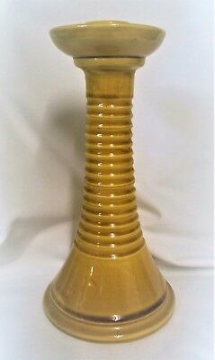 Ewenny Pottery Mustard Candlestick
