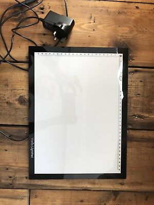 A4 Light Pad Drawing Used once