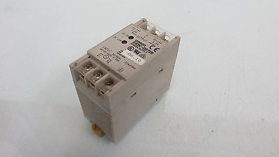 Omron S82K-00728 Power Supply