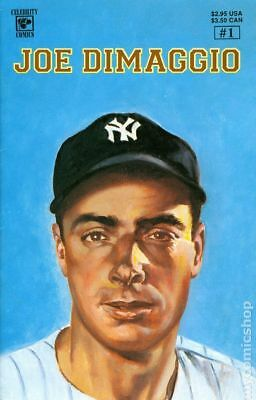 Joe Dimaggio (1992 Celebrity Comics) #1 FN