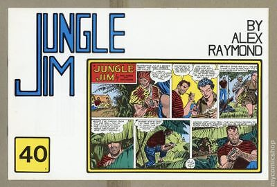 Jungle Jim (Club Anni Trenta) #40 FN/VF 7.0