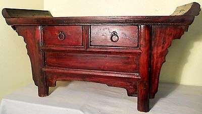 Antique Chinese Ming Altar Cabinet (2542), Circa 1800-1849