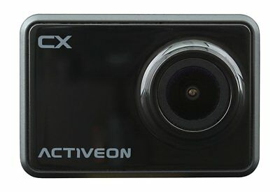 Activeon CX CCA11W Action Camera (Onyx Black)  NEW!